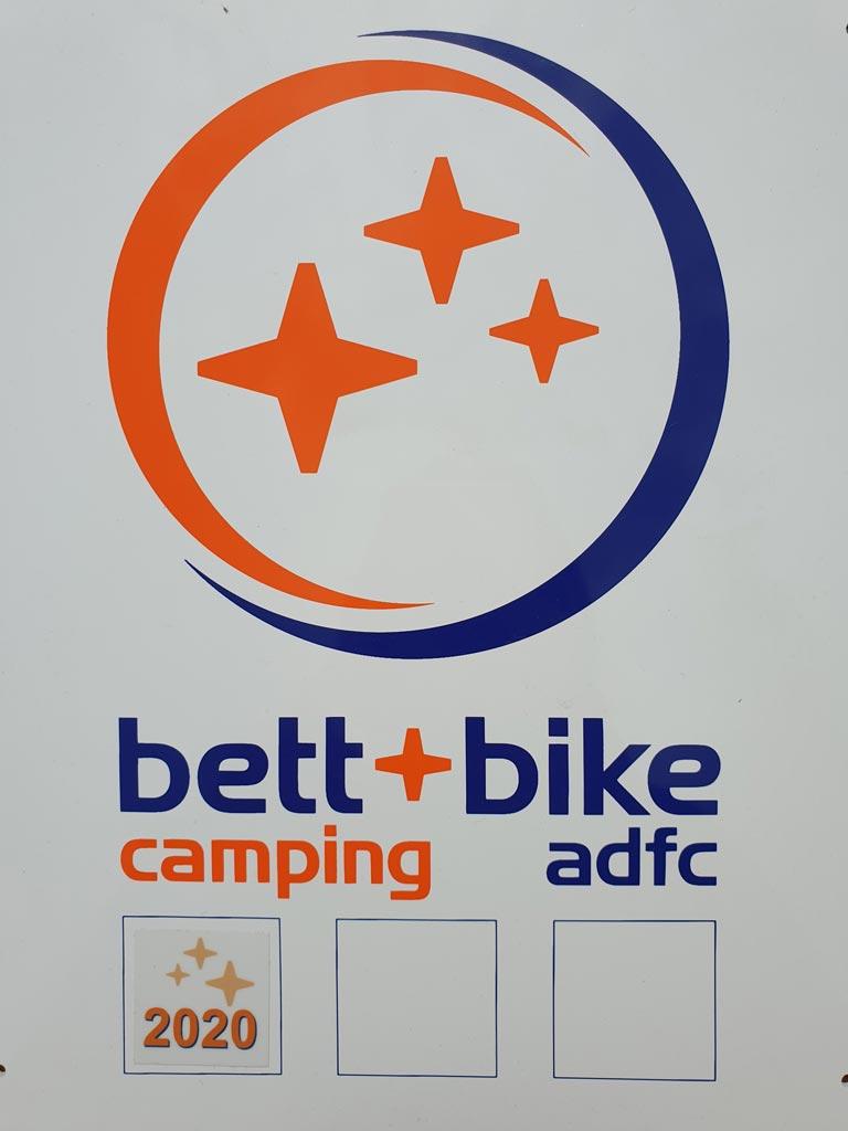 bett + bike Auszeichnung