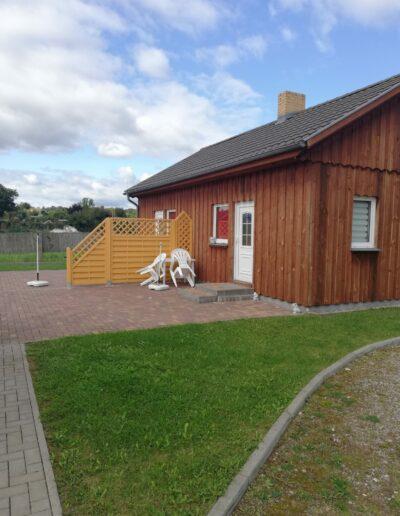 Ferienhaus Marinapark Eberswalde